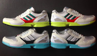 Adidas ZX 8000 NO WALLS NEEDED ZX8000 2019 Boost FW7260 US 12 UK 11,5 EUR 46 2/3