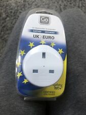 uk to eu adapter plug