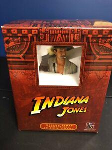 Gentle Giant Temple of Doom Indiana Jones Mini Bust NEW