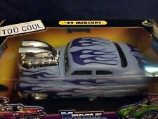 Muscle Machines '49 Mercury Coupe 1:18 Scale Diecast 1949 Merc