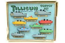 TILLICUM ( MILTON BRADLEY PRODUCT ) No. T-104 CONVOY SET.