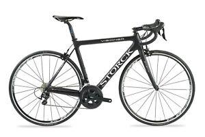 Storck Visioner Black Frameset RRP £1499 Carbon