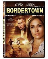 Bordertown (DVD, 2008, Full Frame) Jennifer Lopez, Antonio Banderas, *NEW*