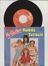 The Hornettes    -     Waikiki Tamoure - Promo  Cover
