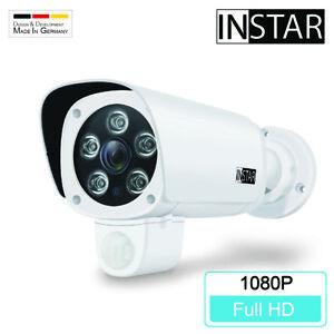 Außenkamera INSTAR IN-9008 Full-HD IP-Kamera Überwachungskamera Webcam IP-Cam