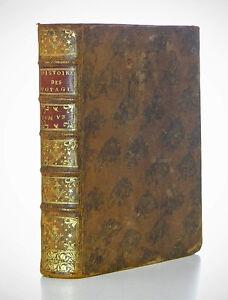 PRÉVOST HISTOIRE GENERALE VOYAGES REISE BESCHREIBUNG BD. 15 AMERIKA 1759 #D891