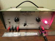 Phipps & Bird Induction Stimulator 7092-500 Quack Device Tested Working