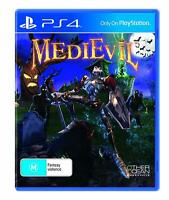 Medievil Sony PS4 Action Adventure Platformer Game Playstation 4 Exclusive