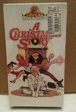 000 Vhs movie A Christmas Story unopened sealed clam 1995 children family