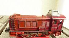 Trix Express H0 Diesel Locomotive V 36 257 Red Epoch 3/4 Used Get With Error