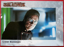 BATTLESTAR GALACTICA - Premiere Edition - Card #42 - Lone Gunman