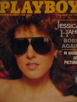 Playboy November 1987 | Jessica Hahn Pamela Jean Stein Sex in Cinema     #7680