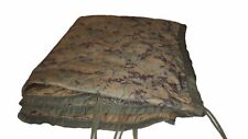 Woobie Blanket camo US ARMY SURPLUS Digita Woodland / Coyote Poncho Liner EXC !!