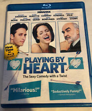 Playing By Heart (Blu-ray Disc, 2013) Rare OOP Angelina Jolie Sean Connery VG
