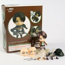 Attack on Titan Nendoroid 390 Levi PVC Action Figure New In Box