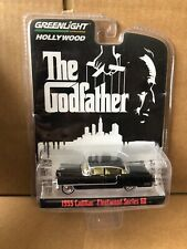 Greenlight Hollywood Diecast The Godfather 1955 Cadillac Fleetwood Series 60