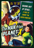 The Man from Planet X DVD (2016) Robert Clarke, Ulmer (DIR) cert PG ***NEW***