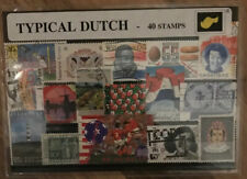 More details for postage stamps- typical dutch