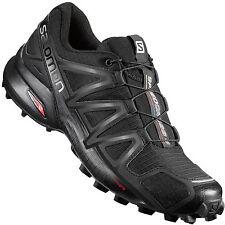 Salomon Speedcross 4 GTX W Scarpe da Trail Running Donna Nero (f8r)