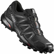 Salomon Speedcross 4 Laufschuh Trail Black/black Metallic