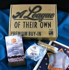 MADONNA A LEAGUE OF THEIR OWN PROMO BOX SET COLUMBIA TRISTAR VIDEO Sealed Ball
