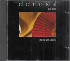 Peter & Clive Sarsted Colors Asia Minor CD FASTPOST