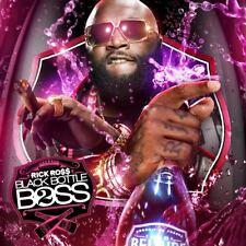 Rick Ross Black Bottle Boss 2 Mixtape MMG Cd Hip Hop New April 2018