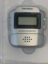 VoiceZone Talking Calorie Counting Pedometer