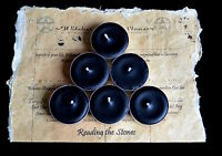 Tea Candles Colour Magic  Spell Supplies Wicca Pagan Witchcraft
