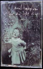 Soul Asylum:  Let Your Dim Light Shine (Cassette, 1995, Columbia) NEW