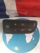 Fiat Grande Punto 2006-10 Menu Front Rear Fog Light Switches 735367267 FREE P&P☆