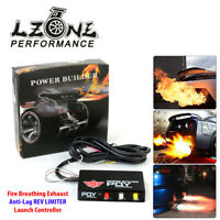 Performance Fire Breathing Exhaust REV Limiter Chip Flame Thrower Controller Kit