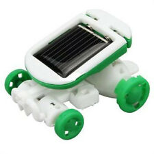 Hotsale DIY 6IN1 Educational Learning Toys Green with White Power Solar Better