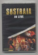 NEUF DVD SUSTRAIA IN LIVE GROUPE ROCK BASQUE  MIXU  MUSIQUE CONCERT SOUS BLISTER
