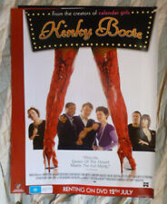 KINKY BOOTS  ORIGINAL AUSTRALIAN 1 SHEET DVD MOVIE POSTER TRIMMED