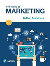 NEW Principles of Marketing (17th Edition) by Philip T. Kotler
