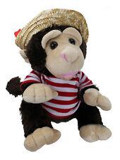 Tanzend Singend Plüschtier Affe rot russische 3 Lieder Musik Singende Tanzende