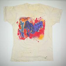 Ted Nugent Wiplash Bash Vtg 90s T-Shirt XS/S Slight Distress Single Stitch 1990