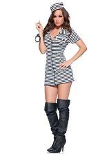 Miss Behaved Prisoner Costume