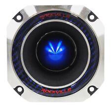 "Rockville RT4 2"" Car Tweeter CEA Compliant 120 Watts Titanium Compression Horn"