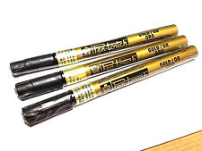 Sakura Pen Touch Paint Marker, Gold Extra Fine #41101 3 each New!
