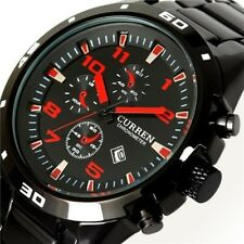 Curren CUR002 Luxury sports Trendy Wristwatch for men Imported WITH BOX