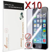 Apple iPod Touch 5 5th Gen Matte Screen Protector Guard Shield Cover Film,10pcs