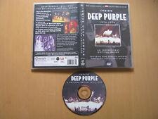 Inside Deep Purple 1974-1976 An Independent Critical Review Glenn Hughes DVD