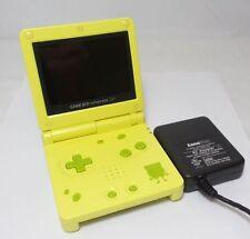 Gameboy Advance SP Limited Edition Spongebob Squarepants