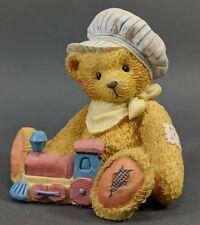 Cherished Teddies ~ Thomas - Chuggin' Along (911739) *Mint*