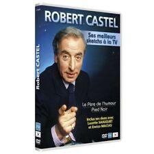 DVD NEUF SOUS BLISTER Robert Castel : Ses meilleurs sketchs à la TV