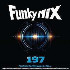 Funkymix 197 CD Ultimix Records Selena Gomez Natalie LaRose Madonna Jason Derulo