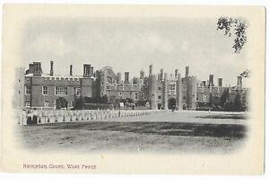 Hampton Court Palice. West Front.,