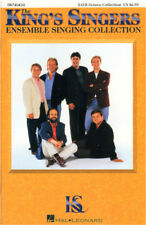 King's Singers Ensemble Singing Collection SATB divisi a cappella